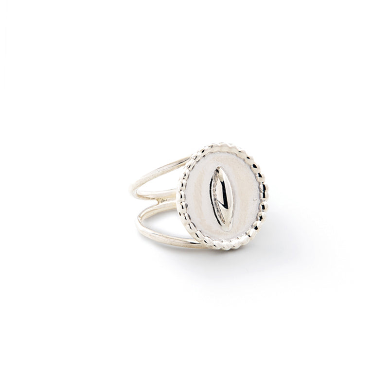 Gloria Ring - Sterling Silver