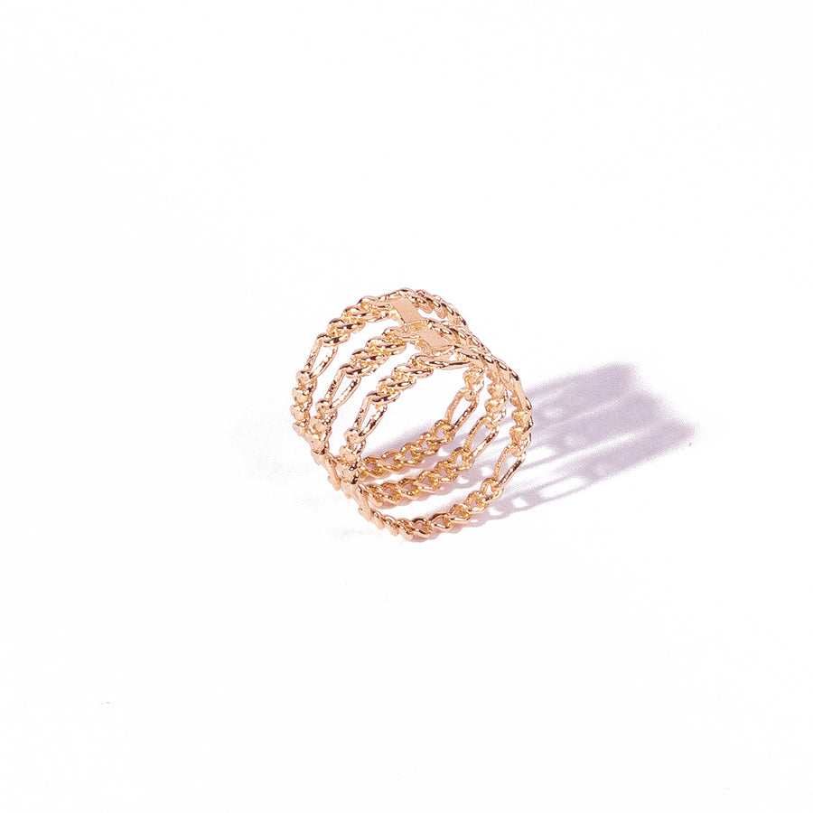 Lana Ring - Rose Gold
