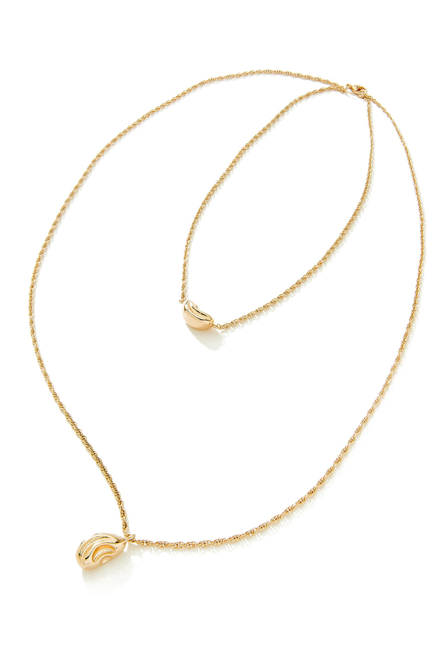 Kai Shell Necklace - 14K Gold