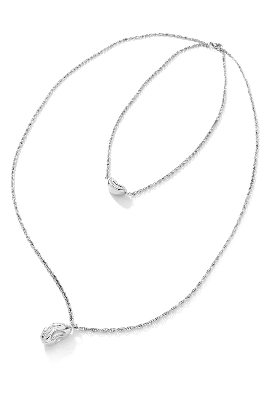 Kai Shell Necklace - Sterling Silver