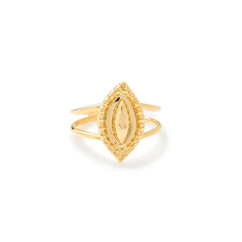 Vanessa Ring - 14K Gold