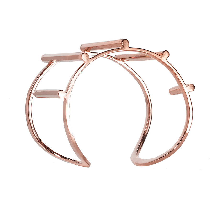Stella Cuff - 14K Rose Gold