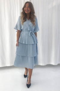 Liva Dress - Light Blue