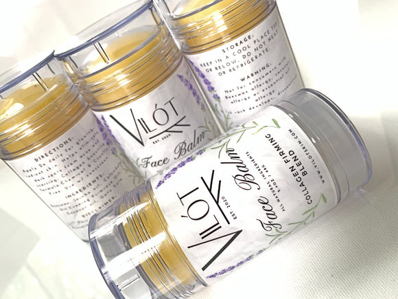 The Extraordinary Benefits of the Vilót Face Balm
