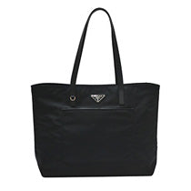 Nero Tessuto Vela Shopping Tote (Rented Out)