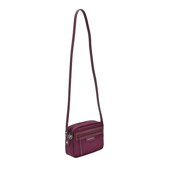Blackcurrant Le Pliage Neo Camera Bag