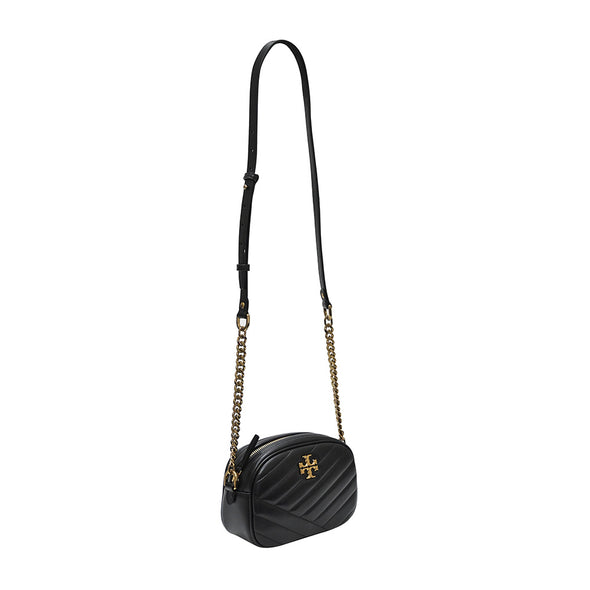 Black Kira Chevron Small Camera Bag - 2 (Rented Out)