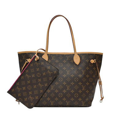 Monogram Canvas Neverfull MM (Rented Out)