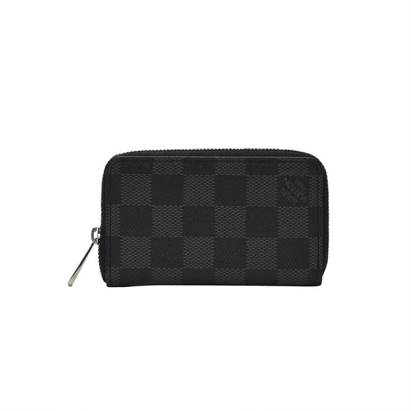 Damier Graphite Canvas Zippy Coin Purse (Rented Out)