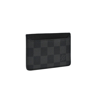 Damier Graphite Canvas Card Holder