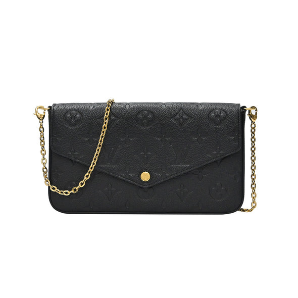 Noir Monogram Empreinte Felicie Pochette (Rented Out)
