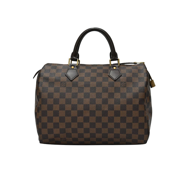 Damier Ebene Vintage 2006 Speedy 30 (Rented Out)