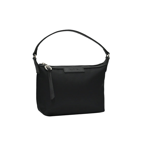 Noir Le Pliage Neo Mini Shoulder Bag