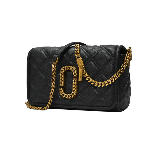 Black The Status Flap Crossbody Bag - 2 (Rented Out)