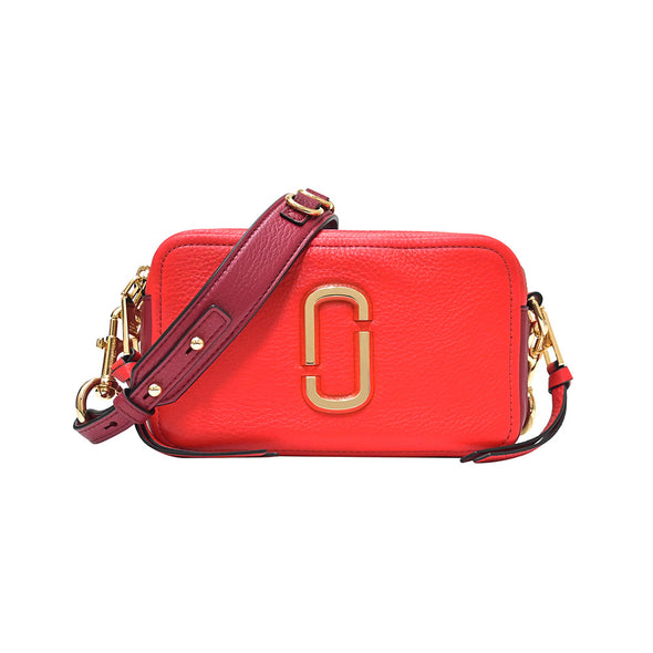 Bright Red Multi Softshot 21 Crossbody Bag (Rented Out)