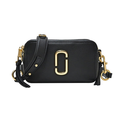 Black The Softshot 21 Crossbody Bag (Rented Out)