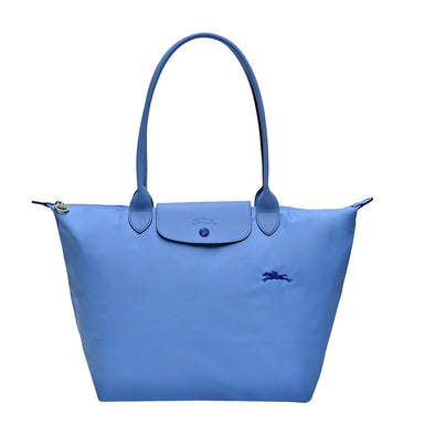 Bleu Le Pliage Club Tote Bag L