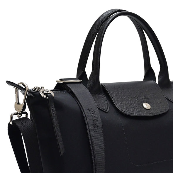 Noir Le Pliage Neo Top Handle S (2020 New Model)
