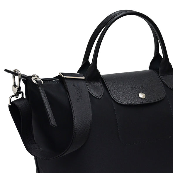Noir Le Pliage Neo Top Handle M (2020 New Model)