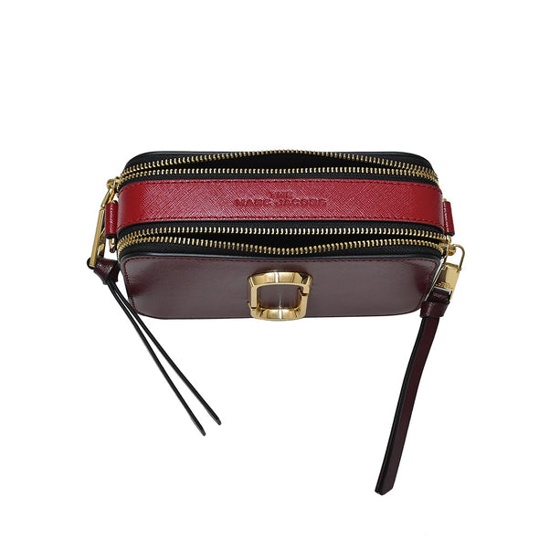 New Cranberry Multi Snapshot Small Camera Bag - 2