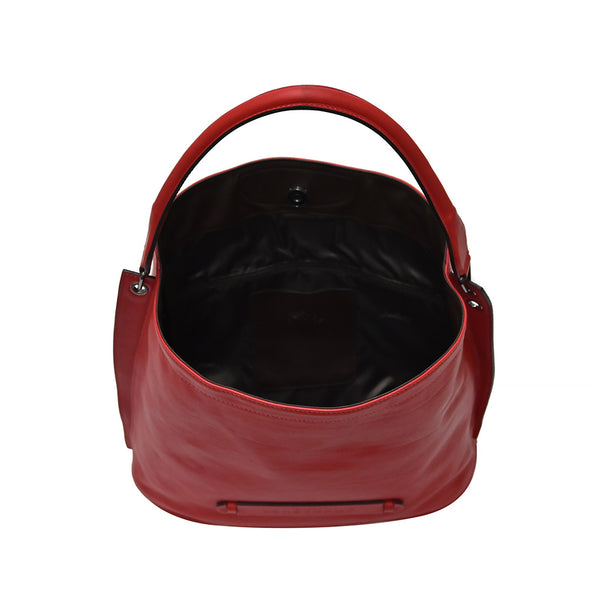 Vermilion 3D Hobo Bag (Rented Out)