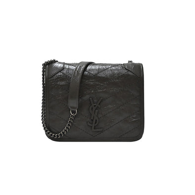 Storm Niki Vintage Leather Chain Wallet (Rented Out)
