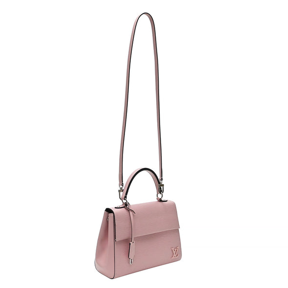 Pink Epi Leather Cluny BB Top Handle (Rented Out)