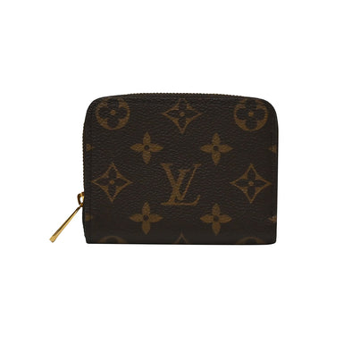 Monogram Canvas Zippy Coin Purse (Rented Out)