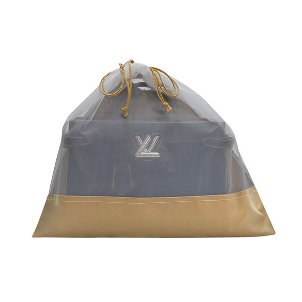 Pale Gold Sheer Fabric Dustbags