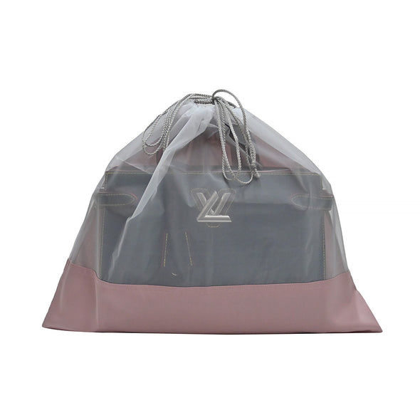 Pink Sheer Fabric Dustbags