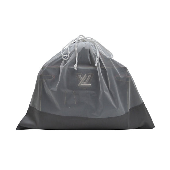 Dark Grey Sheer Fabric Dustbags