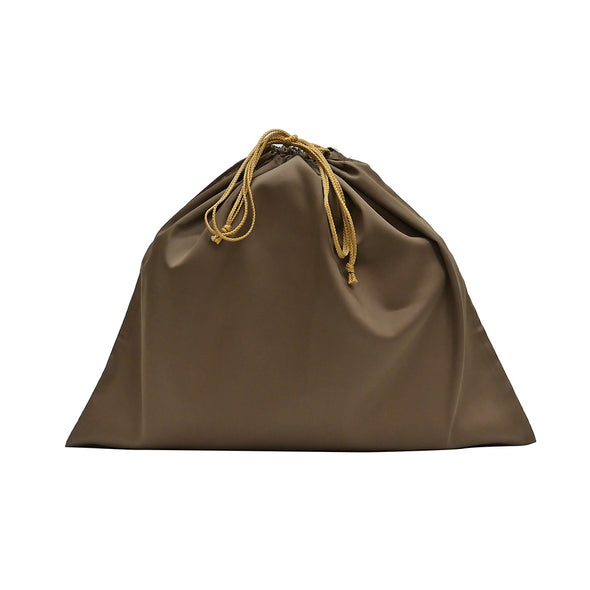 Brown Fabric Luxury Dustbags