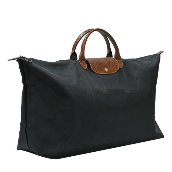 Noir Le Pliage XL Luggage Bag