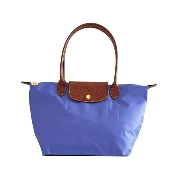 Lavander Le Pliage Small Tote Bag