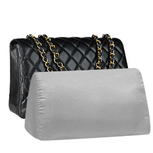 Platinum Satin Bag Pillow