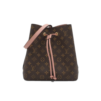 Rose Poudre Neonoe Monogram Canvas - 4 (Rented Out)