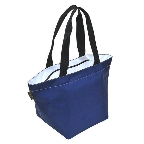 Bleu Nuit Shopping Bag Size L