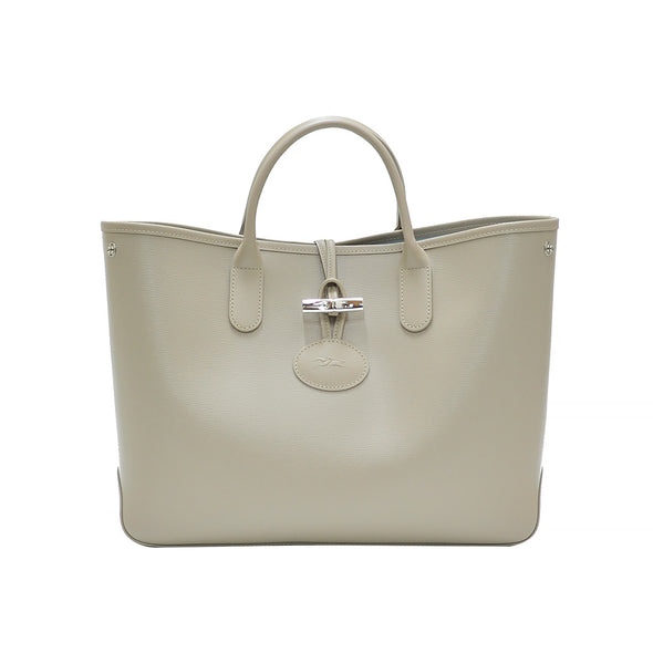 Clay Roseau Tote Bag S