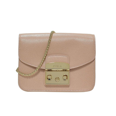Moonstone Mini Metropolis Crossbody Bag