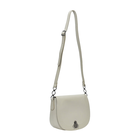 Argile Cavalcade Leather Crossbody Bag