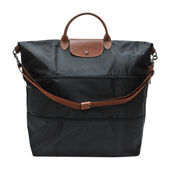 Noir Le Pliage Classic Travel Bag (Expandable)