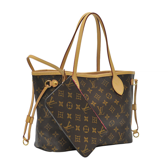 Monogram Canvas Neverfull PM - 2 (Rented Out)