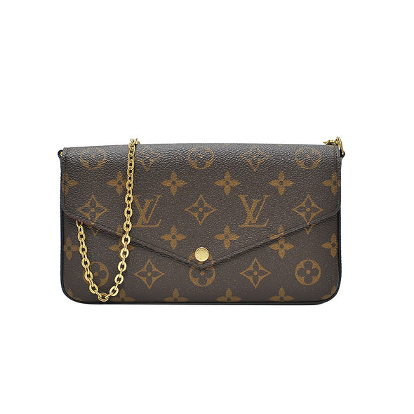 Monogram Canvas Felicie Pochette (Rented Out)