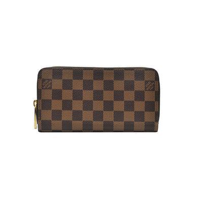 Damier Ebene Zippy Zip Around Wallet - 2 (Rented Out)