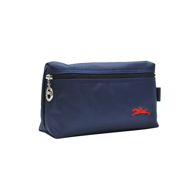 Navy Le Pliage Club Pouch