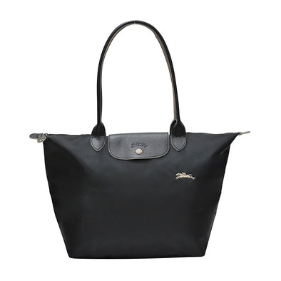 Noir Le Pliage Club Tote Bag L