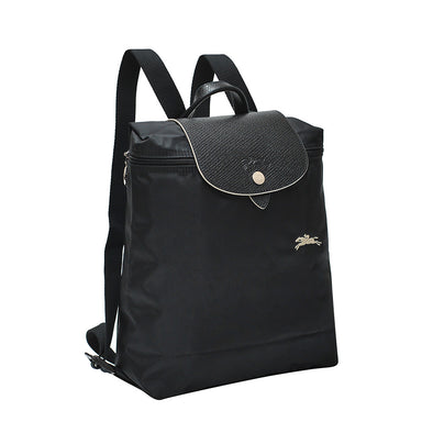 Noir Le Pliage Club Backpack