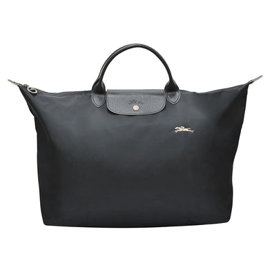 Noir Le Pliage Club XL Luggage Bag