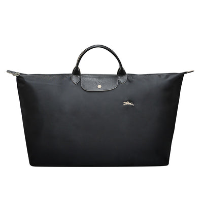 Noir Le Pliage Club Large Luggage Bag