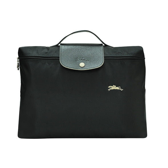 Noir Le Pliage Club Document Holder